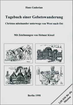 Tagebuch einer Gebetswanderung.